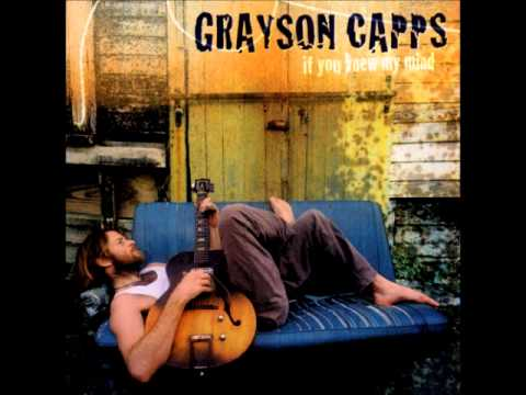 Grayson Capps I can't hear you