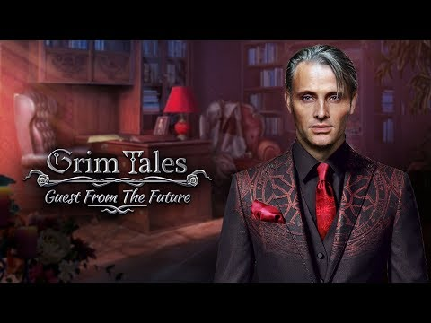 Grim Tales 17: Guest From The Future