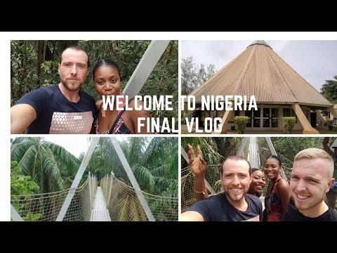 NIGERIA VLOG: WELCOME TO NIGERIAN I VLOG PART 3 I MEET THE ENGELS