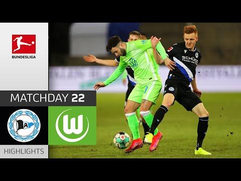 Arminia Bielefeld Wolfsburg Goals And Highlights