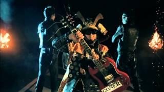 ギターウルフ - マグマ信長