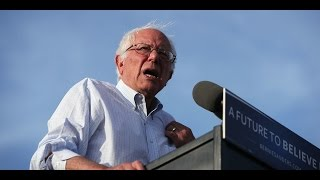 Bernie Sanders Pledges to Vote for Hillary Clinton, Then Walks It Back Hours Later