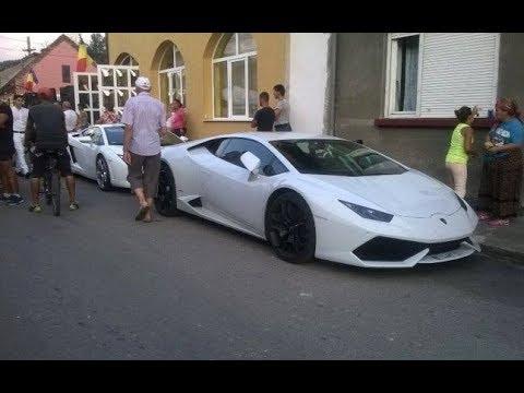 Fac sute de mii de euro din cersit in Suedia. Au masini de lux si vile scumpe! Partea 1