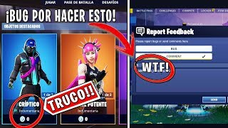 """BUG"" VIRAL OF THE STORE OF FORTNITE BY ZERO PAVOS SEASON 9!!"