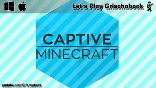 Minecraft Captive Installation 1 & 2 & 3 (Tutorial) [HD]