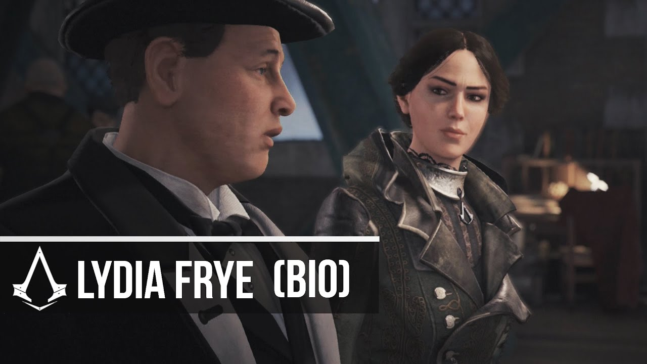 Assassin S Creed Syndicate Who Is Lydia Frye Secret Third