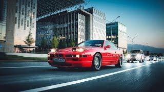 Легендарная BMW 8 серии (Алматы, Казахстан)