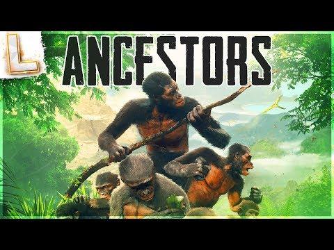 СИМУЛЯТОР ЭВОЛЮЦИИ ОБЕЗЬЯН - Ancestors: The Humankind Odyssey (1440p, #1)