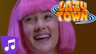 We Will Be Friends Music Video | LazyTown