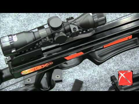 PSE RDX 400 Crossbow - ATA SHOW CROSSBOW REVIEW - YouTube