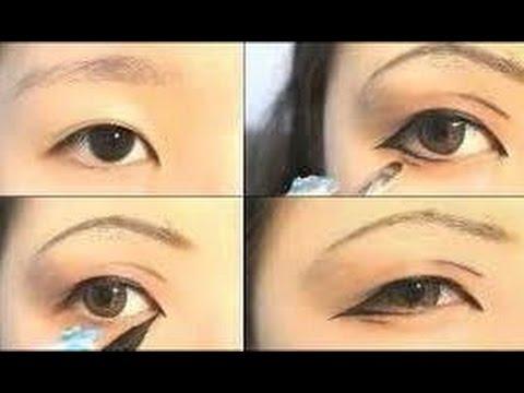 Cara Makeup Mata Sipit Cara Make Up Ala Korea Untuk Mata Sipit ...