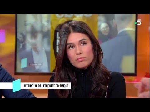 Affaire Hulot : l'enquête polémique  - C l'hebdo - 10/02/2018