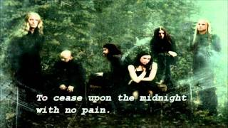 Draconian - Elysian Night [lyrics]