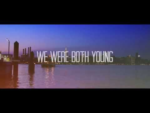 Brock Baker (feat. Mickey Shiloh) - Young 'N' Stupid (Lyric Video)
