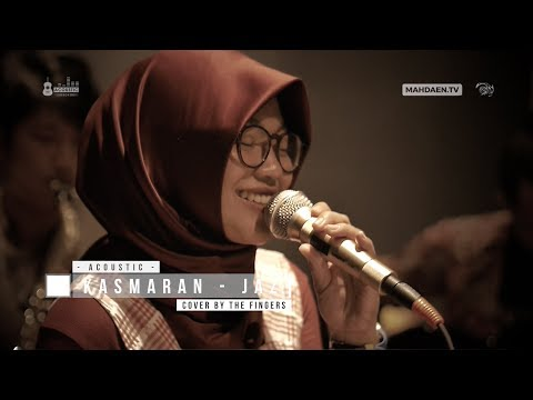 Kasmaran - Jaz Cover by The Fingers | Acoustic Box