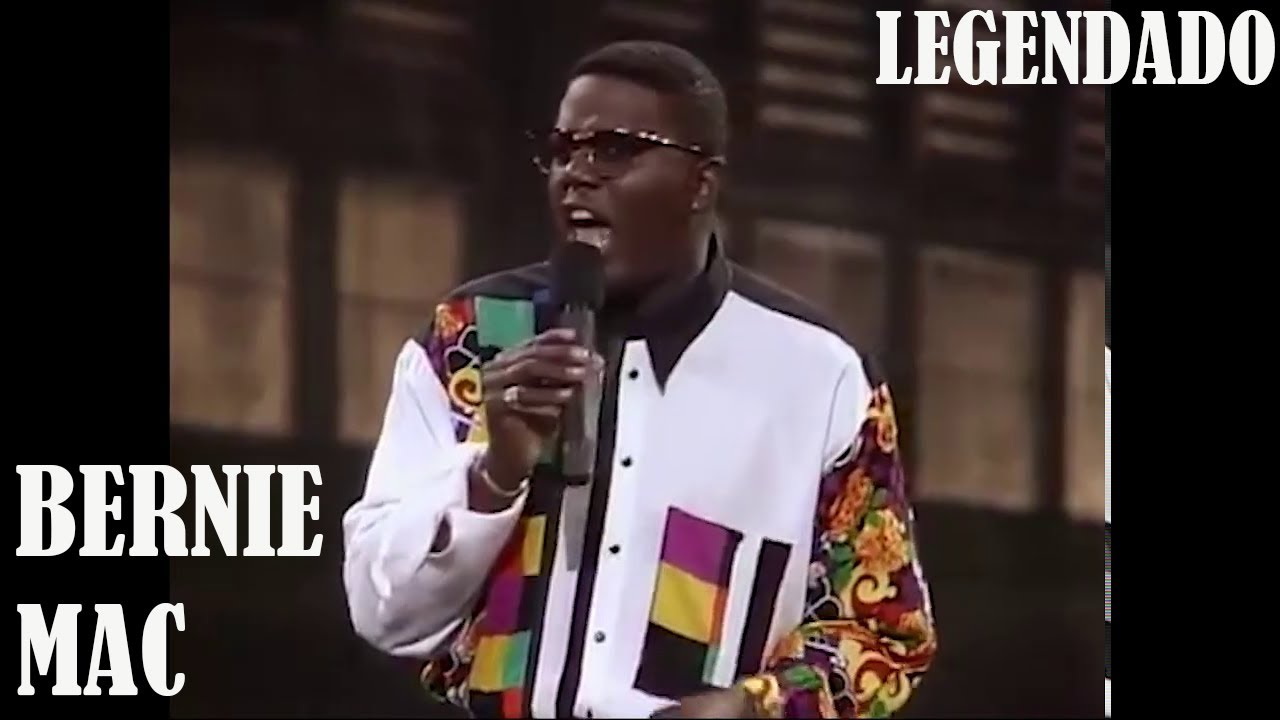 Bernie Mac - Def Comedy Jam (Legendado)