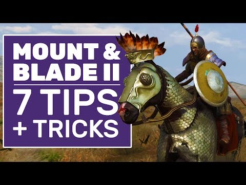 7 Mount And Blade 2: Bannerlord Tips And Tricks To Get You Started In Calradia