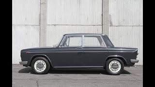 The Godfather - Lancia Fulvia 2c Berlina SOLD at Modern Classics
