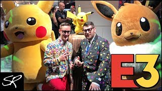 E3 2018 Highlights: THE NINTENDO VIP TREATMENT | A Week in Review!