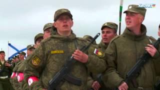 В Керчь приехал заместитель командующего Черноморским флотом(Вице-адмирал Валерий Куликов приехал в Керчь для того, чтобы лично проконтролировать, как идет подготовка..., 2016-04-14T14:44:05.000Z)