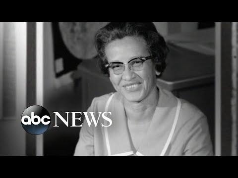 Former NASA mathematician Katherine Johnson dies | WNT