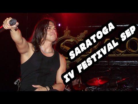 IV Festival Seguimos en Pie - Saratoga