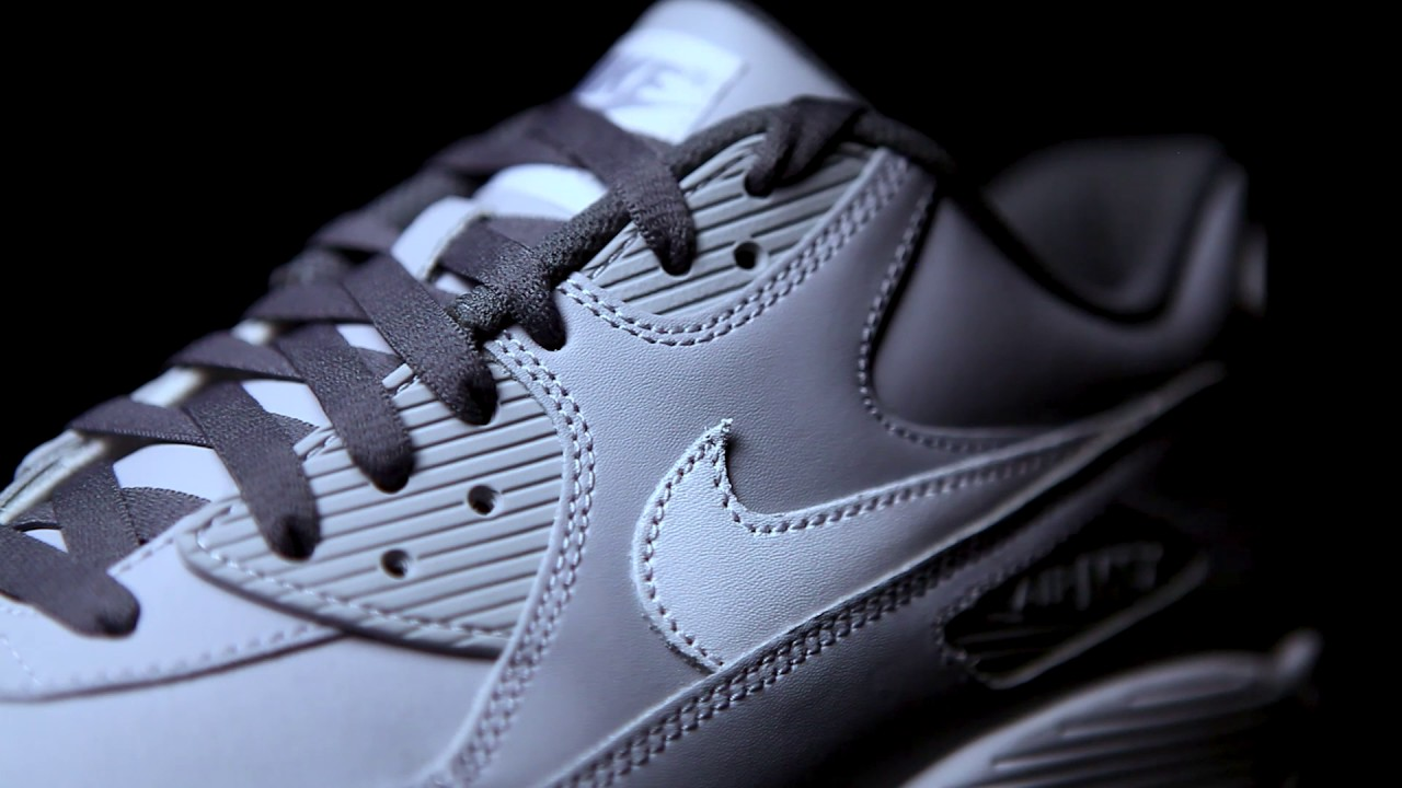 Wolf Grey NikeID Custom Air Max 90 Essential iD Shoes Unboxing Video