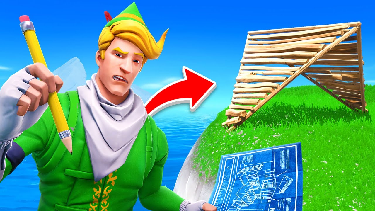 Fortnite But I Can Only Build This Youtube Discover and follow fortnite channels streaming live on dlive. fortnite but i can only build this