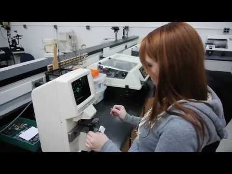 Optical Technology Program at Tri-C