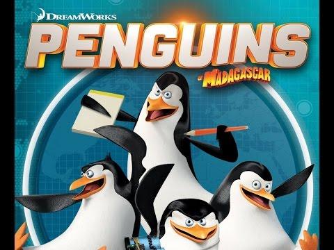 Penguins of Madagascar (Wii U) Part Final - Dave's Secret Lab & Credits