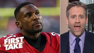 Download Patrick Peterson's PED suspension could hurt his Hall of Fame chances - Max Kellerman | First Take Mp3 and Videos