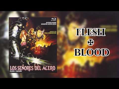 Basil Poledouris - Flesh + Blood - Soundtrack Music - End Title