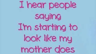 Lauren alaina - like my mother does (lyrics)
