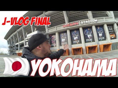 [J-VLOG #14] Yokohama (1080p50)