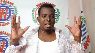 D.Alasow: Hala shidaaleysto,Kana Hadlay Dhinaca wanaagsan Ee Cabdi iley,