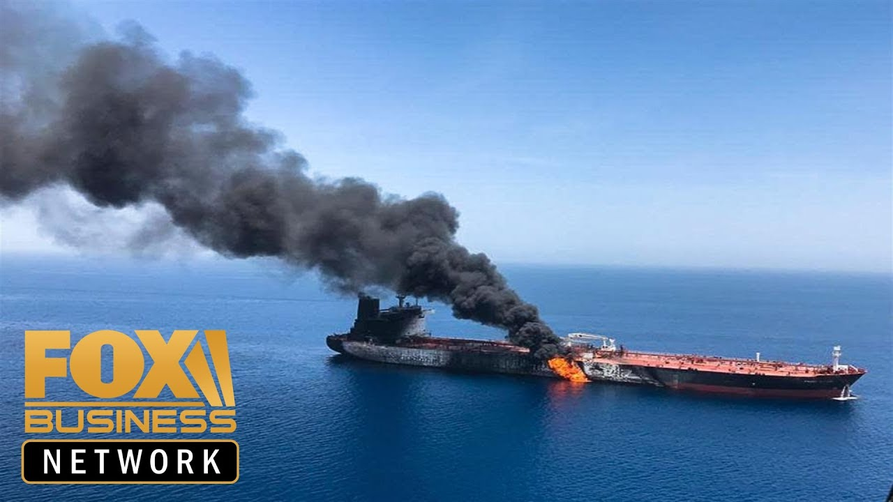 Oil tanker crew detained by Iranians after Front Altair attack