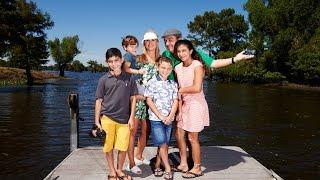 Король кондитеров: семейные каникулы