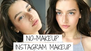 No-Makeup Makeup Tutorial for Instagram | Jessica Clements thumbnail
