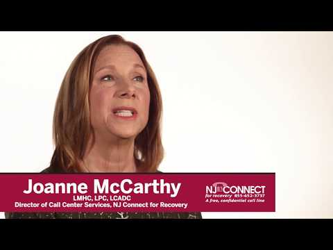 Joanne McCarthy  How NJ Connect for Recovery Can Help 30s