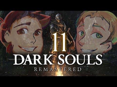 Dark Souls Remastered: Taste the Wind  EPISODE 11  Friends Without Benefits