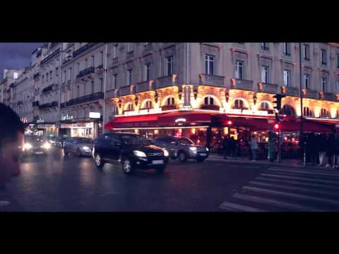 Boulevard Saint-Michel , PARIS - FRANCE
