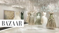 Dior Opens the Largest Fashion Exhibition Ever to Be Held in Paris