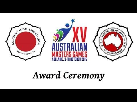 Kodokan Judo Nationals 2015 Award Ceremony