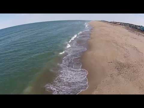 Dam Neck Beach DJI Phantom 2 Vision+