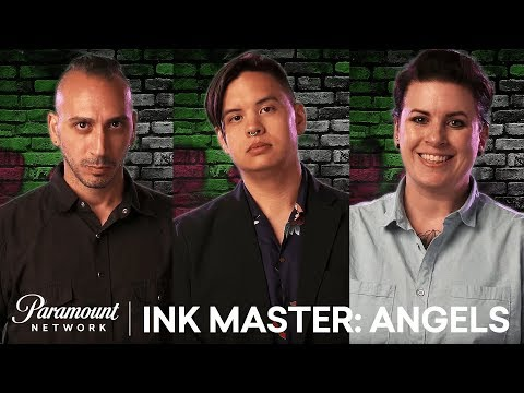 Music City Ink: Elimination Tattoo - Sneak Peek | Ink Master: Angels (Season 1)