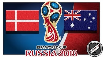 FIFA FUßBALL WELTMEISTERSCHAFT 2018 [DeutschGerman] - Dänemark - Australien ★ Commentary