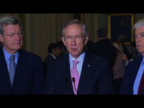 Reid, Baucus, Dodd Discuss Merger of Health Reform Bills