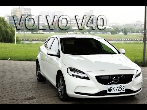VOLVO V40 新年式守護者號 試駕- 廖怡塵【全民瘋車Bar】33