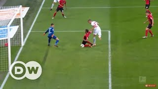 Bundesliga: Eylül ayının en güzel 3 golü - DW Türkçe