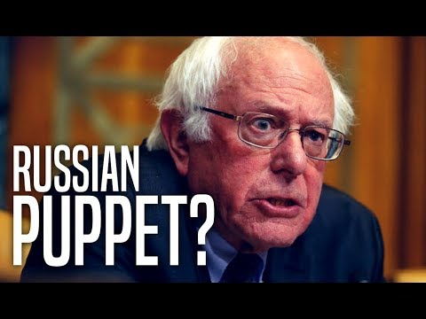 MSNBC Hosts are Now Suggesting Bernie Sanders is a Russian Stooge